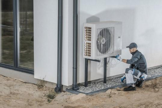 système de chauffage rénovation énergétique