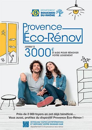 Aide Paca provence eco renov